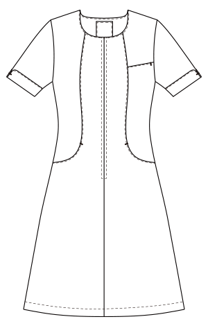 KZN321 フロントスタイルイラスト
