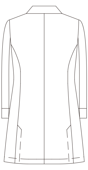 KZN410 バックスタイルイラスト