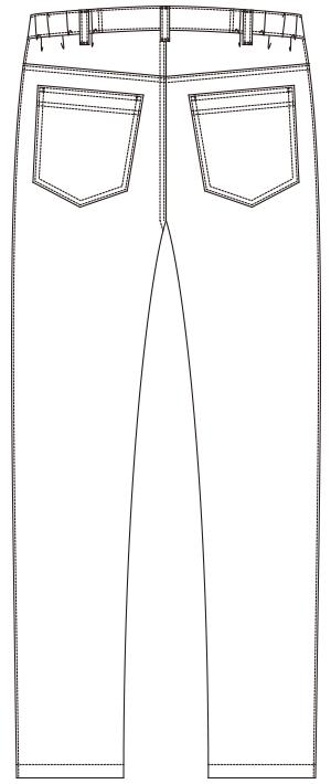 KZN820 バックスタイル
