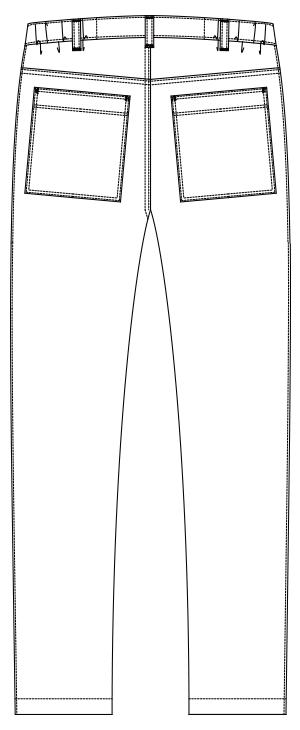 KZN860 バックスタイル