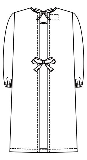 KZN931 バックスタイルイラスト