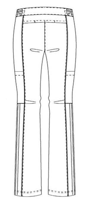 SMS403 アディダスレディスパンツ