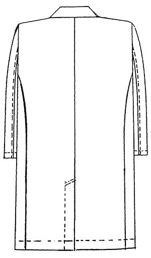 XLA200 バックスタイルイラスト