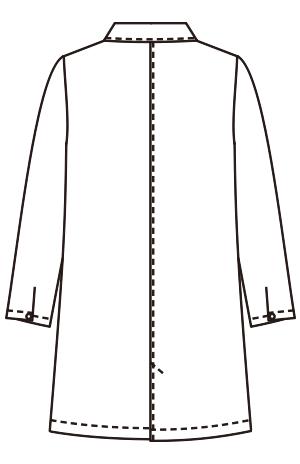 YW25 バックスタイルイラスト