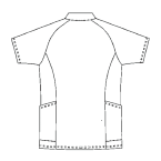 SCS730 アディダス男女兼用ポロシャツ半袖