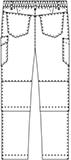 SMS507 アディダスメンズパンツバックスタイル