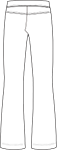 QNW2012 バックスタイルイラスト