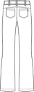 LE-UZL4022 バックスタイルイラスト
