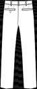 LE-UZL4027 バックスタイルイラスト