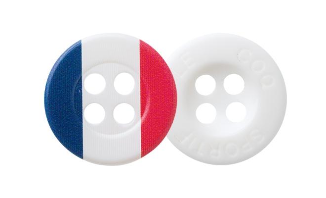 2種類のボタンを使用