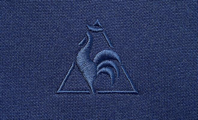 ブランドロゴ刺繍