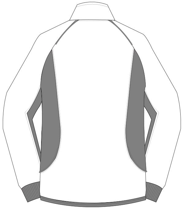 UZL1014 バックスタイルイラスト