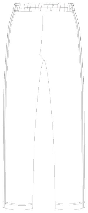 UZL2011 バックスタイルイラスト
