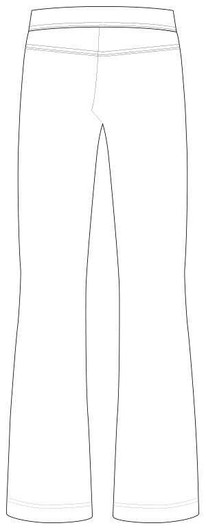 UZL2014 バックスタイルイラスト