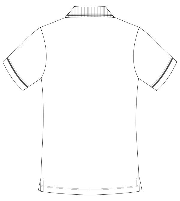 UZL3021 バックスタイルイラスト