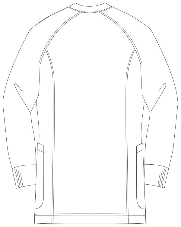 UZL6061 バックスタイルイラスト