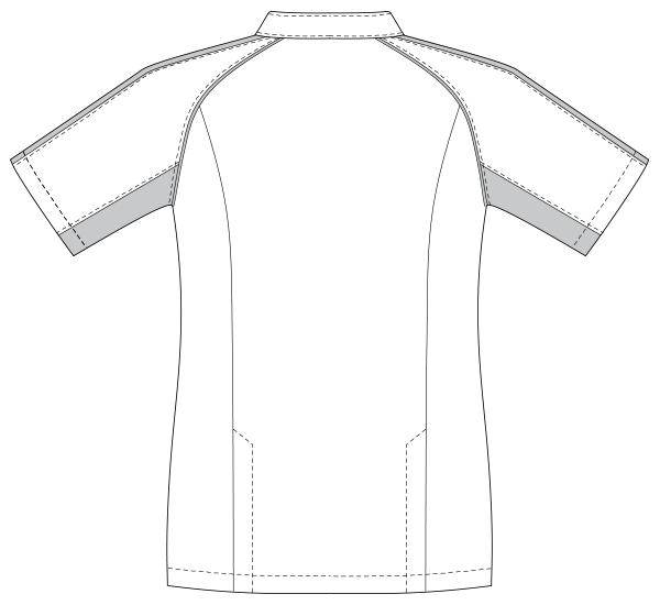 UQM1001 バックスタイルイラスト