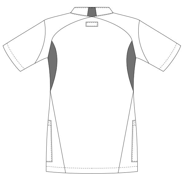 UQM1101 バックスタイルイラスト