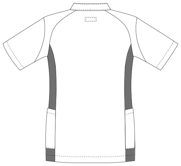 UQM1105 バックスタイルイラスト