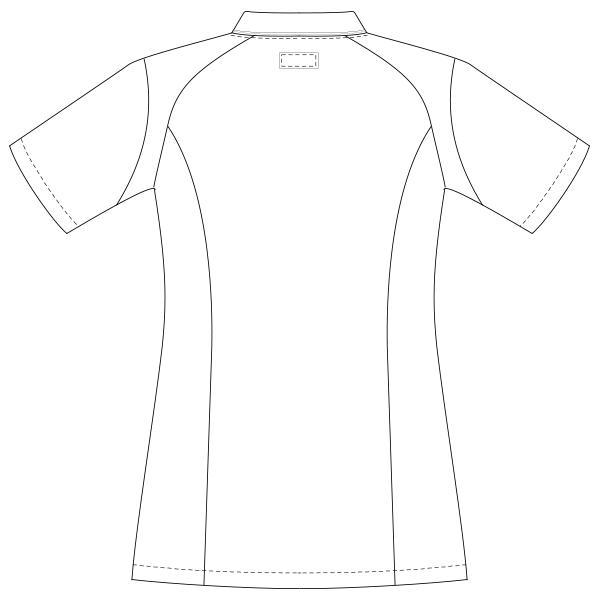 UQM1529 バックスタイルイラスト