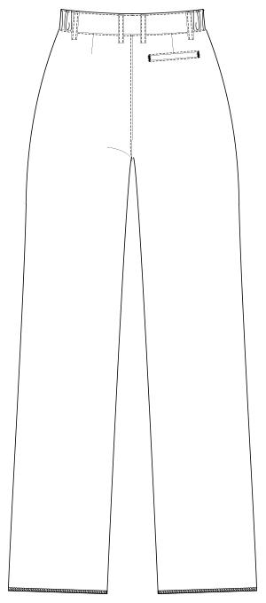 UQM2023 バックスタイルイラスト
