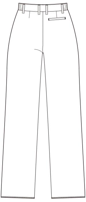 UQM2101V バックスタイルイラスト