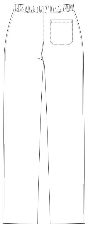 UQM2103 バックスタイルイラスト