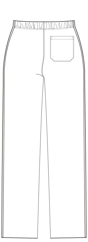UQM2106 バックスタイルイラスト