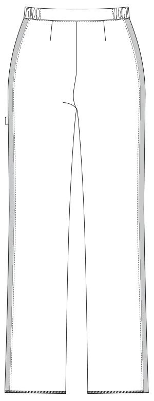 UQW2012 バックスタイルイラスト