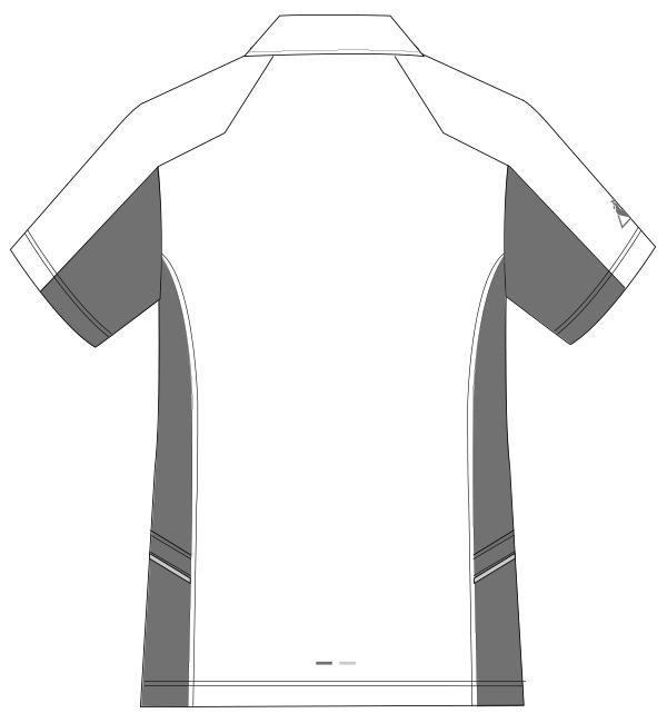 UZL3073 バックスタイルイラスト