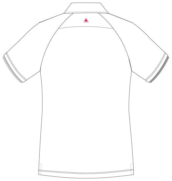 UZL3083 バックスタイルイラスト