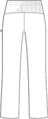 UQW2026 バックスタイルイラスト