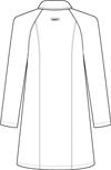 UQW4102 バックスタイルイラスト