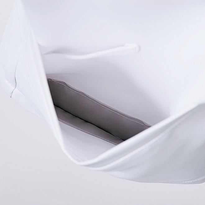 インク染み防止ポケット