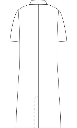 51-61z1 バックスタイルイラスト