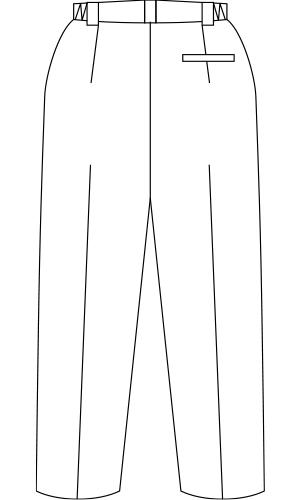72-104 バックスタイルイラスト