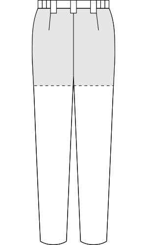 73-1161 バックスタイルイラスト