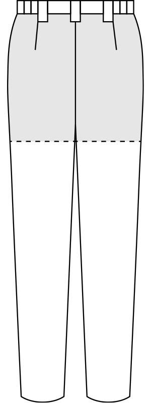 73-118 バックスタイルイラスト