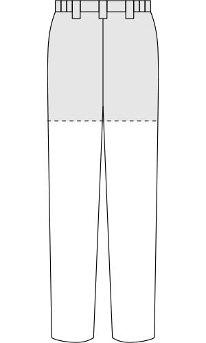 73-135 バックスタイルイラスト