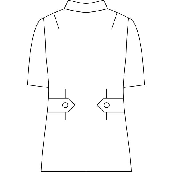 73-190 バックスタイルイラスト
