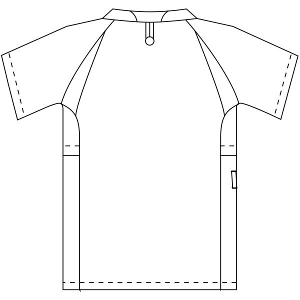 CHM301 バックスタイルイラスト