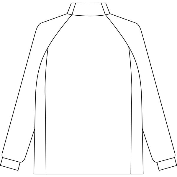 CHM511 バックスタイルイラスト