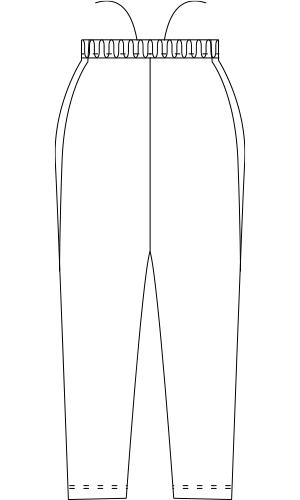 CHM607 バックスタイルイラスト