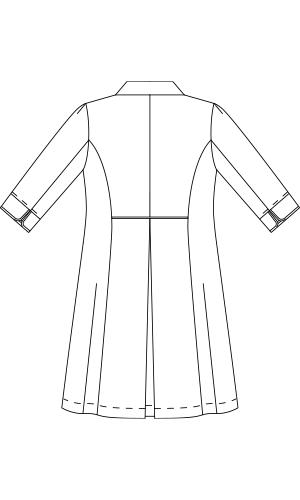 EN121 バックスタイルイラスト