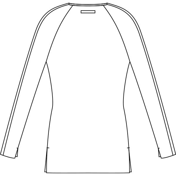 JK211 バックスタイルイラスト
