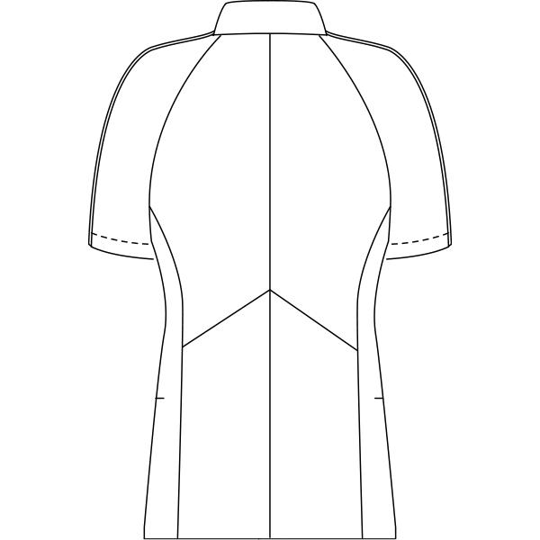 JU802 バックスタイルイラスト