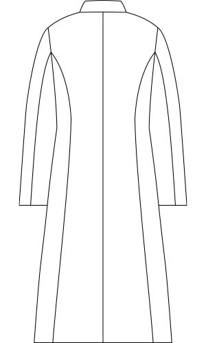 LW101 バックスタイルイラスト