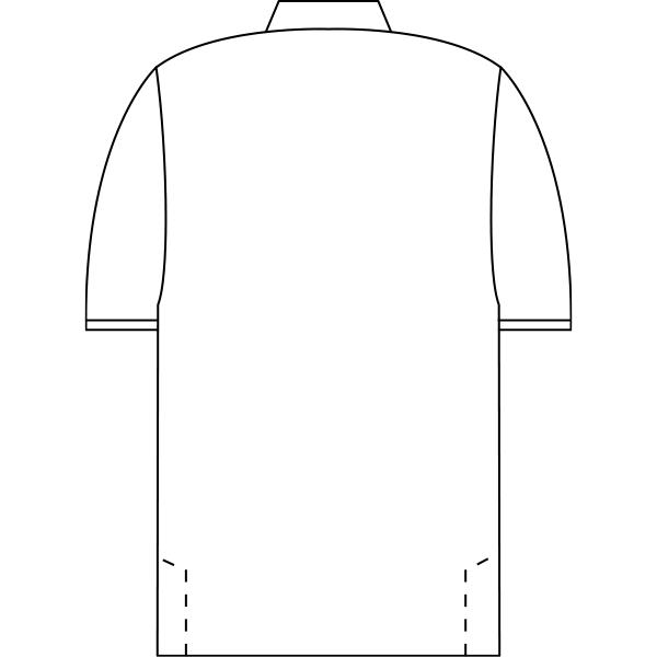LW203 バックスタイルイラスト