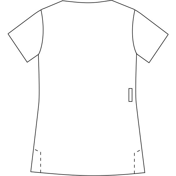 LW603 バックスタイルイラスト