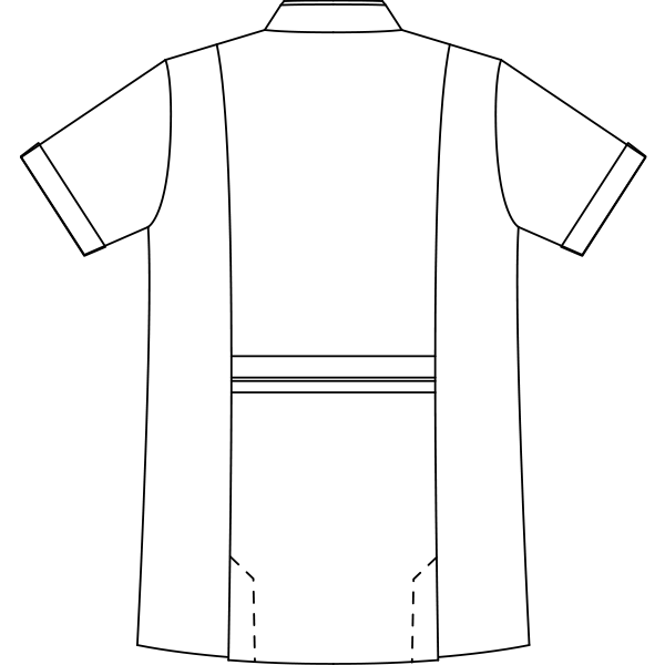 PP202 バックスタイルイラスト